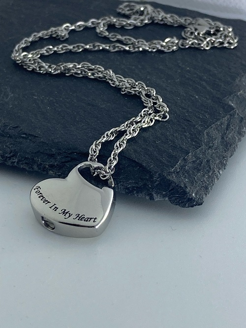 Stainless Steel Ashes Lockets
